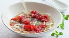 Vietnamesisk vårsuppe - Sunne fristelser - MatPrat