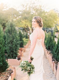Colorado wedding photographer: Lisa O'Dwyer Colorado wedding planner: #Events306 Colorado Floral Designer: A Florae #coloradowedding #estesparkwedding #coloradofilmweddingphotographer #greenbouquet @AnnaRead More on SMP: http://www.stylemepretty.com/colorado-weddings/estes-park/2016/02/16/timeless-wedding-in-estes-park-colorado/