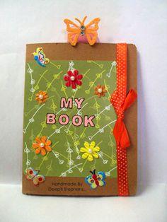 Memo file book 1 - Indian Craft Room