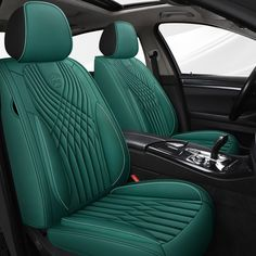 Car Leather Upholstery, Car Seat Upholstery, Leather Car Seats, Car Interior Design, Car Ford, Chevrolet Camaro, Seat Covers, Sport Fashion, Cushions