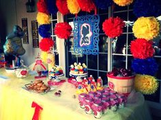 Snow White Inspired Birthday Party Ideas | Photo 5 of 5 | Catch My Party