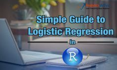 Get an introduction to Logistic Regression in R. Logistic Regression is used in binary classification and uses the logit or sigmoid function Logistic Regression, Regression Analysis, Deep Learning, Data Analytics, Data Science, Big Data, Machine Learning, Coding, Technology