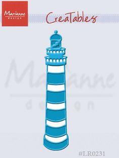 Marianne Design - Creatables Dies - Light House