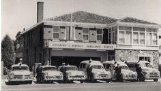 Ambulance Station, Clifford Street, Goulburn, NSW.