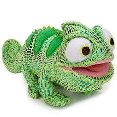 Pascal the Chameleon Plush - Tangled - Green Mini Bean Bag 8'' | Plush | Disney Store $9.5