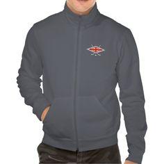British Ice Hockey Flag jacket