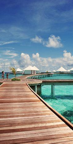 #Jetsetter Daily Moment of Zen: Diamonds Thudufushi in the #Maldives