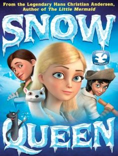 """DVD Review: """"Snow Queen"""" (& Giveaway Ends 1/10)"""