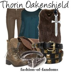 fashion-of-fandoms:  Thorin Oakenshield <- buy it there!