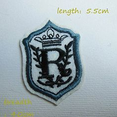 FairyTeller Badge Patch Hot Melt Adhesive Clothing Patch 1Pcs Applique Embroidery Blossom Diy Accessories Ultra-Low Prices C142 -- To view further for this item, visit the image link.