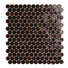 #Sicis #Neoglass Barrels Ng Chestnut 4 2 cm | #Vetro di #Murano | su #casaebagno.it a 267 Euro/collo | #mosaico #bagno #cucina