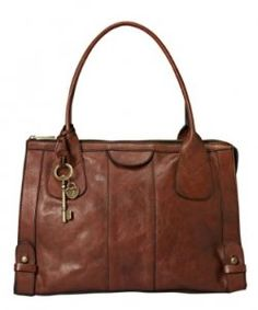 Fossil Handbag would make a great briefcase