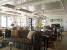 nantucket style homes interior | New Home Interior Design