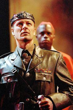 Sean Bean as Macbeth