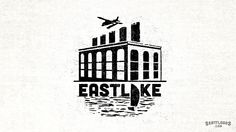 This guy has designed logos for every neighborhood in seattle EASTLAKE by Seattlogos.com