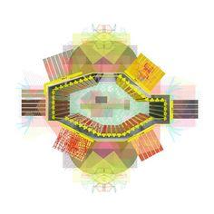 Milan Design Week 2013 : Cooperation between Kvadrat and Moroso