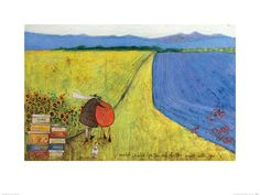 I Would Walk To The End Of The World With You - Sam Toft