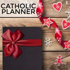 The Catholic Planner is the perfect tool for Catholics to organize their busy lives while keeping Christ at the center. Catholic, Organize, Gift Wrapping, Organization, Birthday, Christmas, Gifts, Paper Wrapping, Organisation