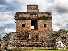 Dzibilchaltun Fotos, Cenote Xlacah, Templo 7 Muñecas, Templo del Sol, fotos, imagenes, galeria de estelas mayas