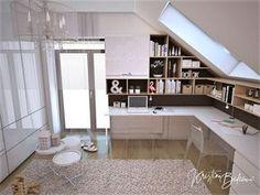 Sesterský duet - Kristína Bedečová Girl Bedroom Designs, Girls Bedroom, Loft Office, Attic Rooms, Cozy Room, Loft Spaces, Aesthetic Rooms, Dream Rooms, New Room