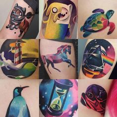 48 Best Tattoos - <b>Sasha Unisex</b> designs images | Watercolour ...