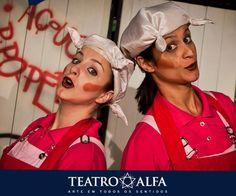 Feriado em SP? Confira nossa programação cultural, Detalhes: http://www.teatroalfa.com.br/