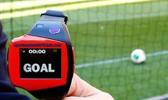 What is Goal Line Technology and how does Goal line technology work in football.Goal Line Technology was used in the 2014 FIFA World Cup finals.goal line technology hawk eye.goal line technology article. Goal Line Technology, Technology Articles, What Is A Goal, Football Updates, Painted Fan, Most Popular Sports, European Championships, World Cup 2014, Goals