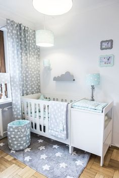 Gray & mint green: perfect color combination for every baby room .- Gray & mint green: perfect color combination for every baby room. You can find this beautiful furniture set in our offer. Baby Boy Room Decor, Baby Room Design, Baby Boy Rooms, Baby Boy Nurseries, Room Baby, Boys Bedroom Sets, Baby Bedroom, Nursery Room, Baby Room Themes