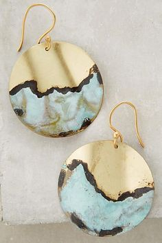Rasenna Earrings - anthropologie.com