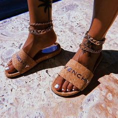 Buying Designer Shoes does not only pertain to shoes that have high heels or those that are too delicate to be used on the sidewalk. Cute Sandals, Cute Shoes, Me Too Shoes, Shoes Sandals, Shoes Sneakers, Crocs, Shoe Boots, Shoe Bag, Shoe Closet