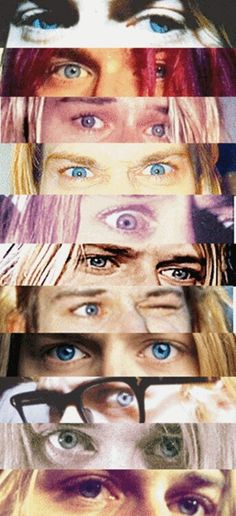 Image uploaded by Camille Locquet. Find images and videos about grunge, eyes and eye on We Heart It - the app to get lost in what you love. John Frusciante, Pink Floyd, Rock And Roll, Jimi Hendricks, Music Rock, Heavy Metal, Donald Cobain, Nirvana Kurt Cobain, Smells Like Teen Spirit