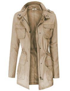 Doublju Lightweight Casual Safari Jackets BEIGE (US-M) Doublju,http://www.amazon.com/dp/B00DFTHMAO/ref=cm_sw_r_pi_dp_fqJpsb19PCKQ4Z18
