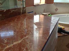 Granite Repair Berwyn:  Fixing Badly Damaged Granite