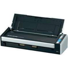 Fujitsu ScanSnap S1300i - Duplex document scanner Up to 12 ppm 600 dpi x 600 dpi
