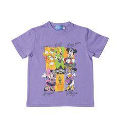 ディズニー ランド ハロウィーン 2016 Tシャツ 100〜120 TDL