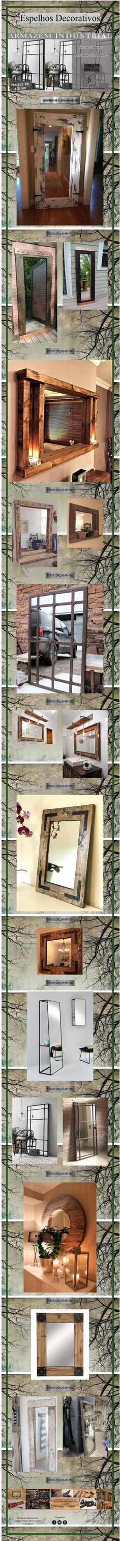 Espelhos Decorativos Bed Sets, Decorative Mirrors, Houses