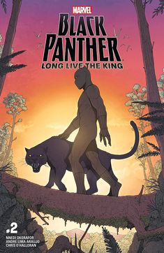 Black Panther: Long Live The King (2017-2018) #2 (of 6) - Comics by comiXology