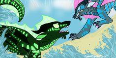 Animus Showdown by SpeedStingerDash on DeviantArt