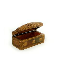 vintage italian box
