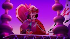 lizzy and Queen of Hearts in wonderland Lizzie Hearts, Queen Of Hearts, Ever After High Parents, High E, Egirl Fashion, I Saw The Light, Make You Cry, Monster High, Harry Potter