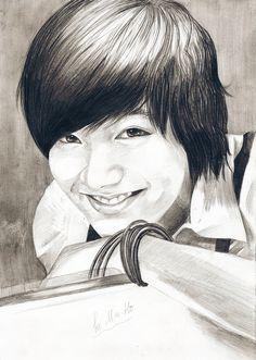 Lee Min Ho (fanart) by sasha-pak