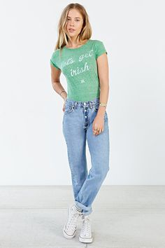 Project Social T St. Patty's Day Tee - Urban Outfitters