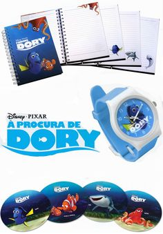 Passatempo/À Procura de Dory: ganhe merchandising | SAPO Mag