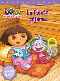 La fiesta de pijama. Dora y Botas te invitan a una fiesta de pijamas en la casita del árbol. ¡Será muy divertido! ¿Quieres ayudarles con todos los preparativos? Let's go!