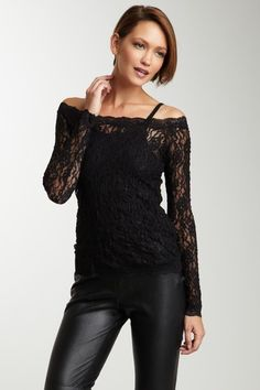 Kaitlyn Lace Top