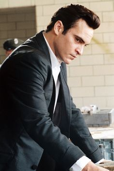 Joaquin Phoenix - explosive is the only adjective big enough to fit.