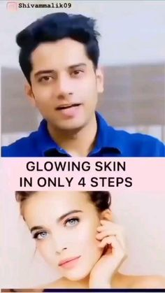 Face Skin Care, Diy Skin Care, Organic Skin Care, Natural Skin Care, Thick Hair Problems, Facial Tips, Skin Care Remedies, Skin Care Tools, Homemade Skin Care