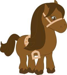 Cowboy e Cowgirl - Minus Cowboy Birthday Party, Cowgirl Party, Farm Birthday, Cowboy And Cowgirl, Dibujos Baby Shower, Baby Animals, Cute Animals, Animal Cutouts, Dream Catcher Art