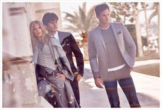 Ollie Edwards + Evandro Soldati Front Beymen Club Fall/Winter 2015 Campaign