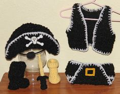 Hey, I found this really awesome Etsy listing at http://www.etsy.com/listing/106476213/newborn-pirate-outfit
